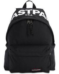 Eastpak 24L Padded Pak'R Nylon Backpack - Nero