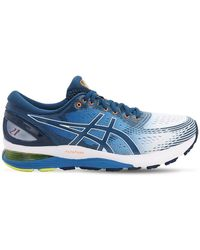 Asics Gel-nimbus 21 Running Shoes - Black