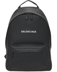 Balenciaga - レザーバックパック - Lyst