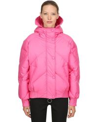 Ienki Ienki Dunlope オーバーサイズジャケット - ピンク