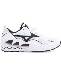 """Mizuno Sneakers """"wave Rider"""" - Noir"""