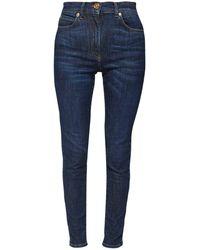 Versace コットンデニムジーンズ - ブルー