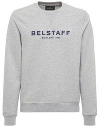 Belstaff 1924 コットンスウェットシャツ - グレー