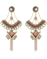 Deepa Gurnani - Fayette Earrings - Lyst