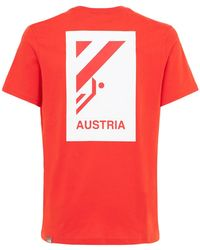 """The North Face T-shirt """"ic Climb Graphic"""" - Rot"""