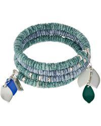 "Isabel Marant Armband ""by The Sea"" - Grün"