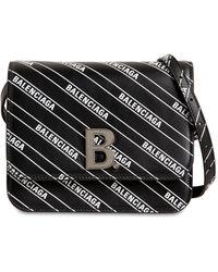 Balenciaga - Bdot スモールレザーバッグ - Lyst