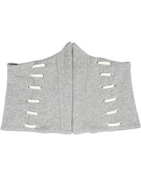 Jonathan Simkhai - Corsetto In Cotone French Terry - Lyst