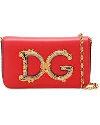Dolce & Gabbana - Сумка Dg Girls - Lyst