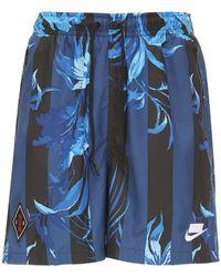 Nike Nsw Techno Swim Shorts - Blue