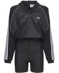 adidas Originals Jumpsuit - Schwarz