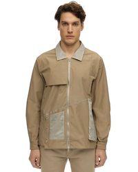 Converse Куртка A-cold-wall Coaches - Естественный