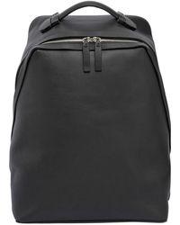 Bonastre - Vegetable Tanned Leather Backpack - Lyst