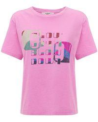 Étoile Isabel Marant コットンtシャツ - ピンク