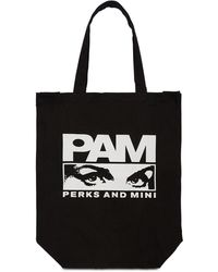 P.a.m. Perks And Mini - Xperience コットントートバッグ - Lyst
