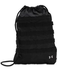 Under Armour Sportstyle Sackpack - Black