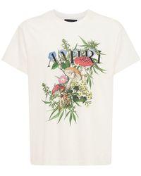 Amiri Psychedelic ジャージーtシャツ - ホワイト