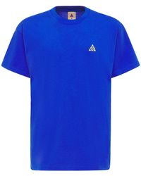 Nike - Acg コットンtシャツ - Lyst