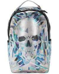 Sprayground Rich & Dangerous Backpack - Metallic