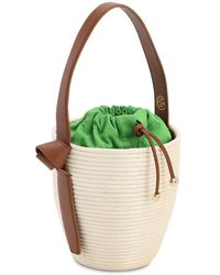 Cesta Collective Lvr Exclusive Lunchpail Cotton Bag - Green