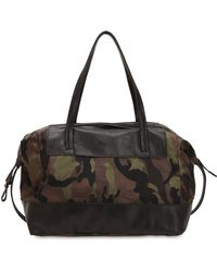 Campomaggi - Camouflage Weekend Bag - Lyst