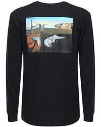 Vans X Moma Dali Tシャツ - ブラック