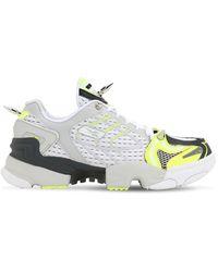 "Vetements Sneakers ""Spike Runner 400"" - Giallo"