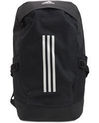 adidas Originals Ep/syst. 3 Stripes リフレクティブバックパック - ブラック