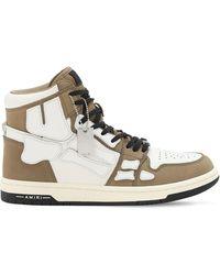 "Amiri - Sneaker Aus Leder ""bones"" - Lyst"