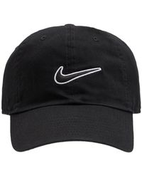 Nike Heritage86 Cap - Schwarz