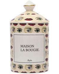 Maison La Bougie 300gr Ayin Candle - Multicolour