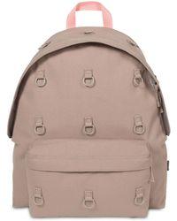 Raf Simons Rs Padded Loop Backpack - Pink