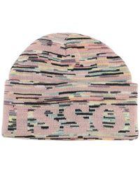 Missoni ウール混ビーニー帽 - マルチカラー