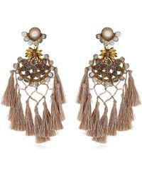 Deepa Gurnani - Cwen Earrings - Lyst