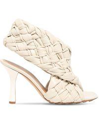 Bottega Veneta - The Board Sandals - Lyst
