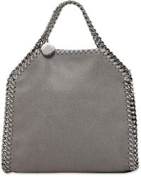 Stella McCartney - Falabella Shaggy エコレザーバッグ - Lyst
