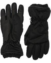 Bottega Veneta Handschuhe Aus Technostoff - Schwarz