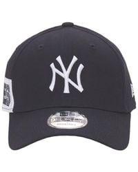 KTZ Cotton New York Yankees 9forty Cap - Blue