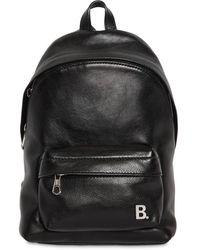 Balenciaga Кожаный Рюкзак - Черный