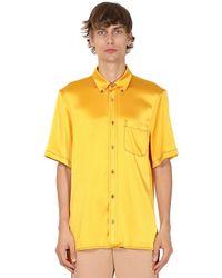 Sies Marjan - テックサテンシャツ - Lyst