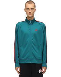 Nike Acetate Track Jacket - Blau