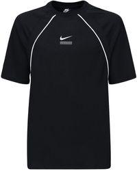 Nike Nsw Dna コットンブレンドtシャツ - ブラック