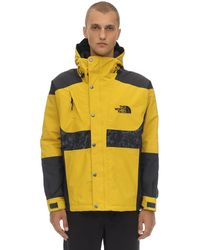 """The North Face Isolierte Funktionskjacke """"94 Rage Wp"""" - Gelb"""