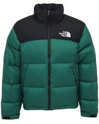 The North Face 1996 Retro Nuptse Down Jacket - Green