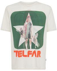 "Converse Wendbares T-shirt ""telfar Mn03"" - Grün"