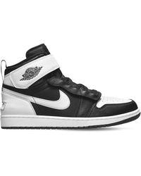 Nike Sneakers Air Jordan 1 Hi Flyease - Noir