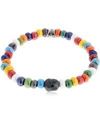Cantini Mc Firenze - Cromo Buddha Bracelet - Lyst