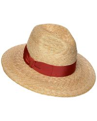 Borsalino - Braided Straw Hat - Lyst