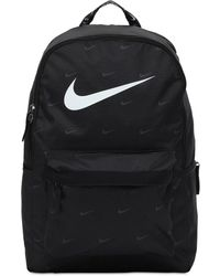 Nike Swoosh Heritage Backpack - Black