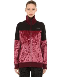 "The North Face Chaqueta Deportiva ""City Velvet"" - Rojo"